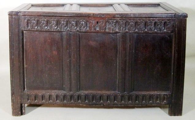 Coffer 1680-1700