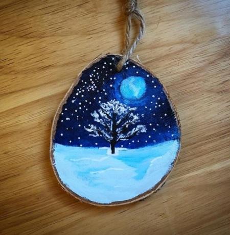 JD Ornament
